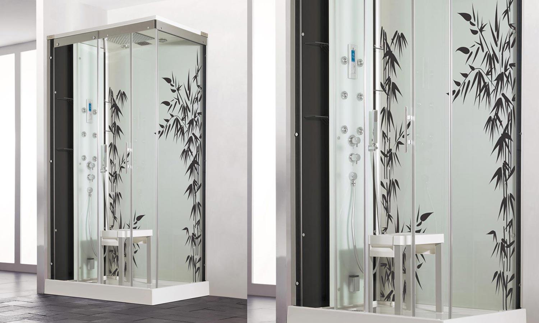 les astuces pour bien choisir une cabine de douche. Black Bedroom Furniture Sets. Home Design Ideas