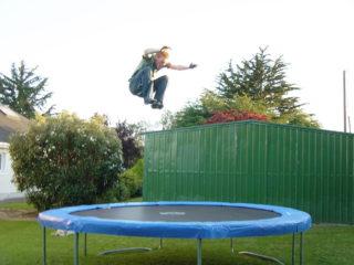 Les meilleurs endroits pour installer un trampoline