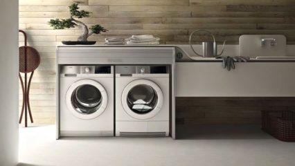 machine a laver famille